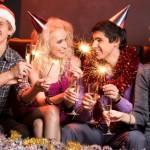 Тости на Новий Рік