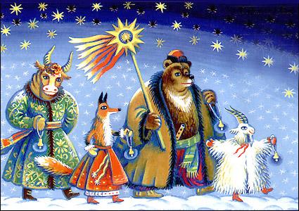 Вірші на Різдво