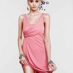 Еббі Лі Кершоу в колекції Cruise 2012 від Versace для H&М