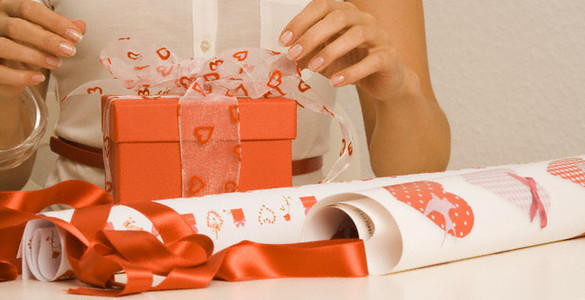 Подарунки на день святого Валентина для дівчини