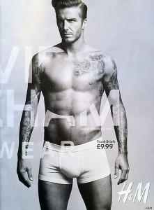 Девід Бекхем у нижній білизні від H&M 2012 (фото 4)