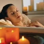 Горяча ванна допоможе вам заснути