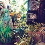 Джессіка Міллер в рекламі Blugirl весна 2012 (фото 2)