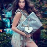 Джессіка Міллер в рекламі Blugirl весна 2012 (фото 9)