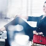 Міла Куніс у фотосеті для Christian Dior (фото 1)
