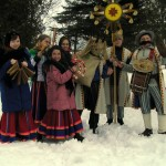 Щедрівки на Старий Новий Рік