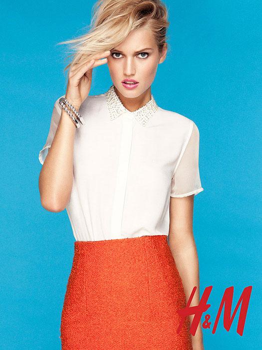 Тренди весни 2012 від H&M і Тоні Гаррн (фото 1)
