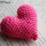 В'язані сердечка