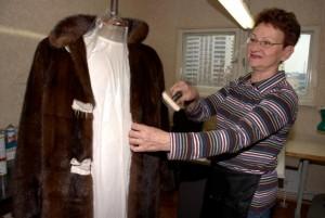 Як почистити шубу в домашніх умовах