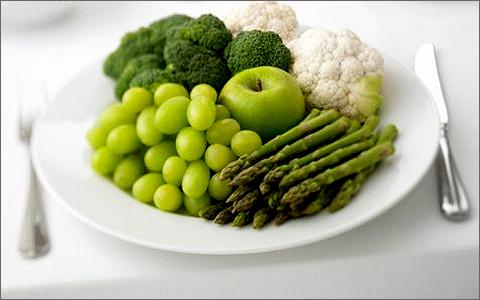 Зелена дієта