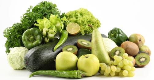 Користь зеленої дієти
