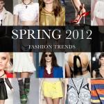 Модні тенденції 2012