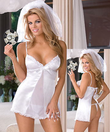 Весільна білизна 26