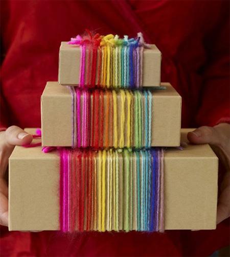 Упаковка подарунків своїми руками 1