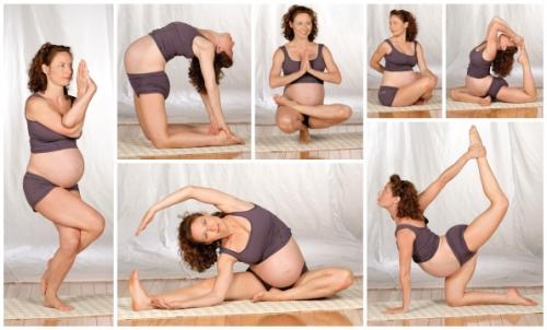 Фізичні навантаження для вагітних