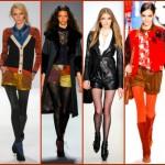 Модні куртки весна 2012