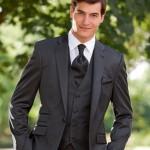 Весільний чоловічий костюм