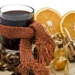 Цілющі напої від застуди