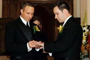 Країни, в яких дозволені одностатеві шлюби