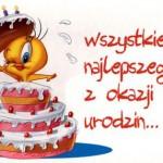 Привітання з днем народження польською