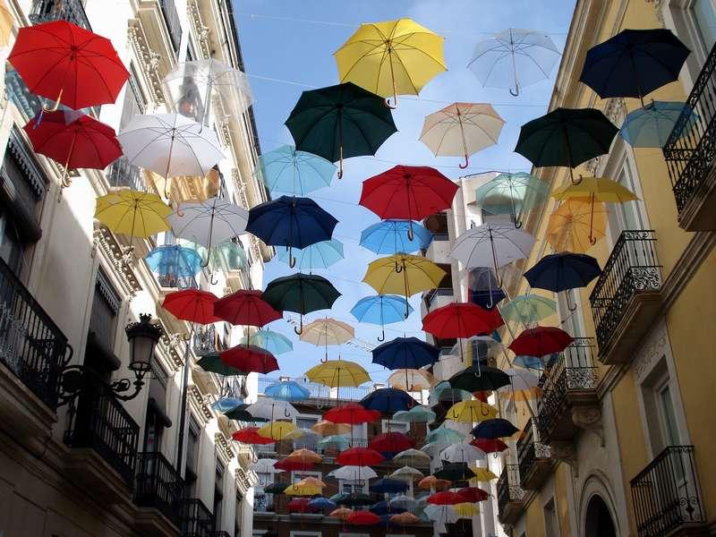Як вибрати парасольку