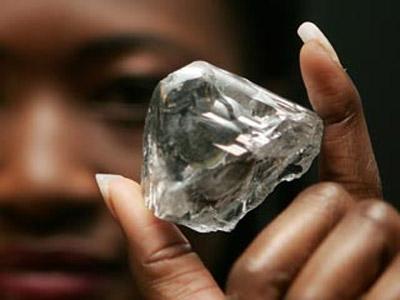 Властивості алмазів