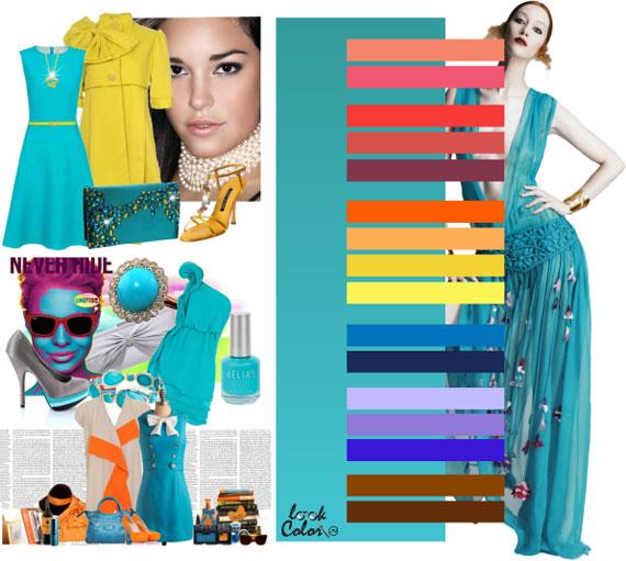 Як поєднувати кольори в одязі - фото 17 ... a23bff2cac0f7