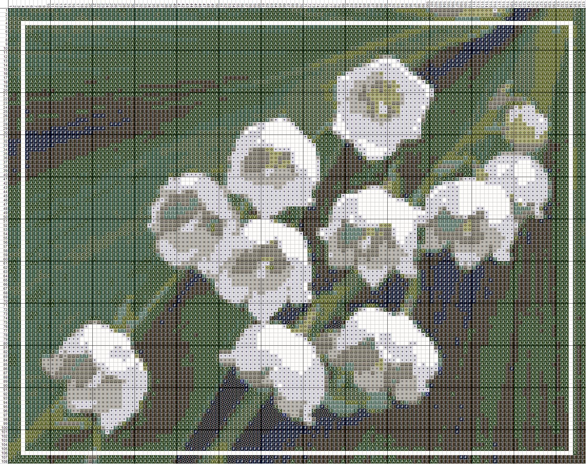 безкоштовні схеми вишивок хрестиком квітів братки