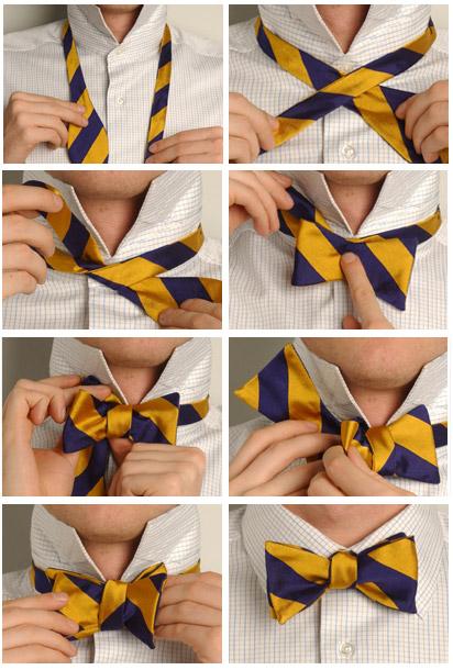 Як зав'язувати краватку - фото 7