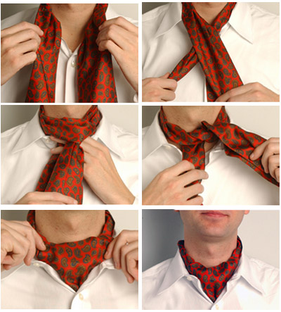 Як зав'язувати краватку - фото 4