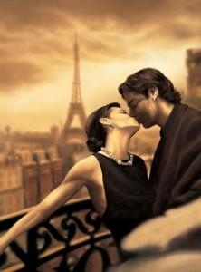 Тривалі поцілунки