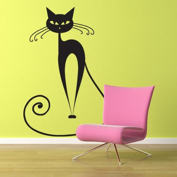 Трафарети кішок
