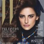 Пенелопа Крус для W Magazine Вересень 2012