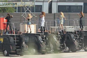 Spice Girls на закритті Олімпіади