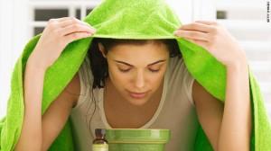 Методики очищення обличчя від прищів