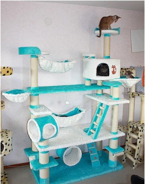 Будиночки для кішок - фото 22