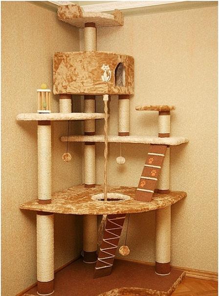 Будиночки для кішок - фото 10