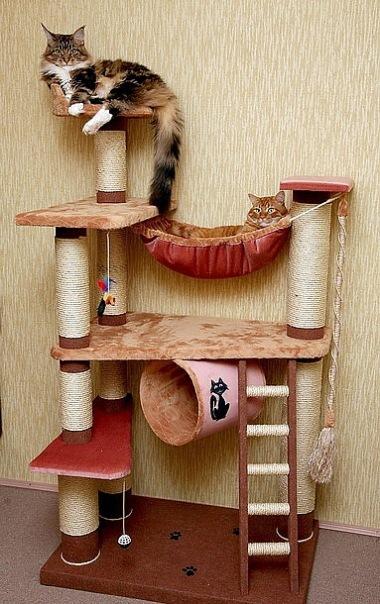 Будиночки для кішок - фото 15