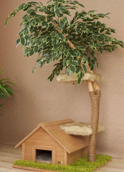 Будиночки для кішок - фото 3