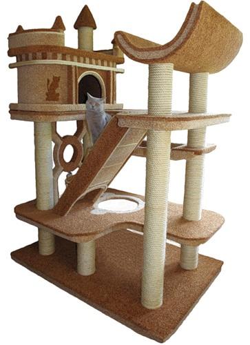 Будиночки для кішок - фото 19