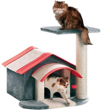 Будиночки для кішок - фото 21