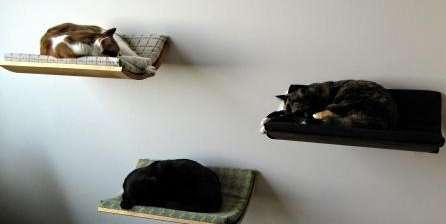 Будиночки для кішок - фото 26