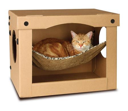Будиночки для кішок - фото 28