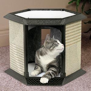 Будиночки для кішок - фото 29