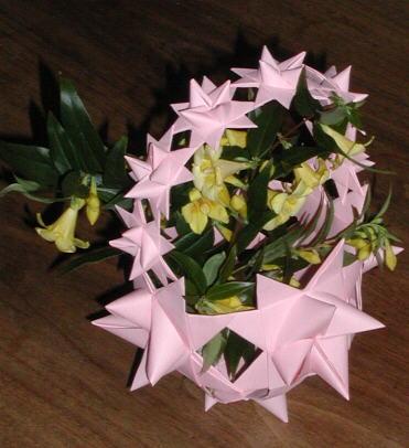 3D зірки для новорічної ялинки - фото 7