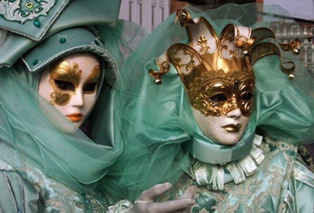 Венеціанські маски - фото 9