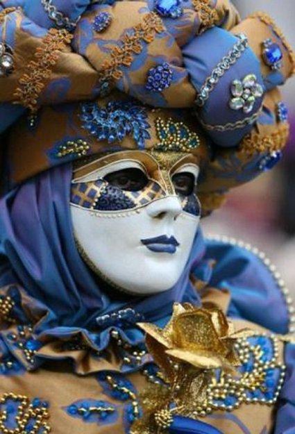 Венеціанські маски - фото 21
