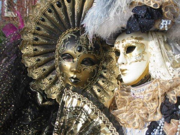 Венеціанські маски - фото 14