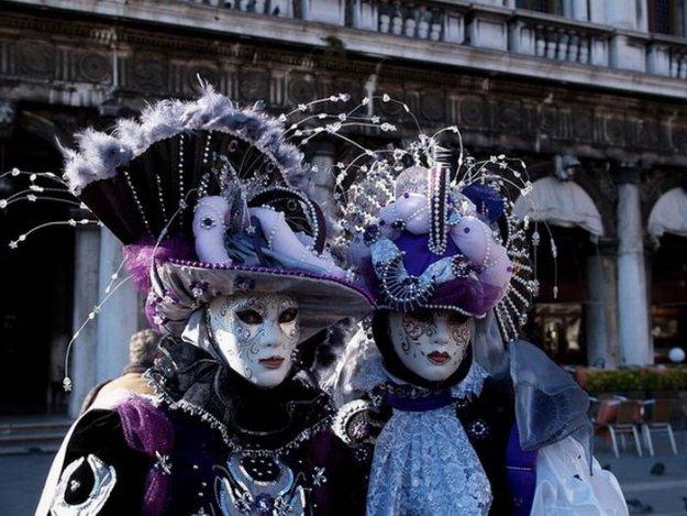 Венеціанські маски - фото 11