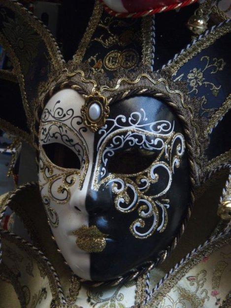 Венеціанські маски - фото 22